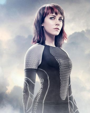 """Which """"Hunger Games"""" Character Are You? I got Joanna mason..."""