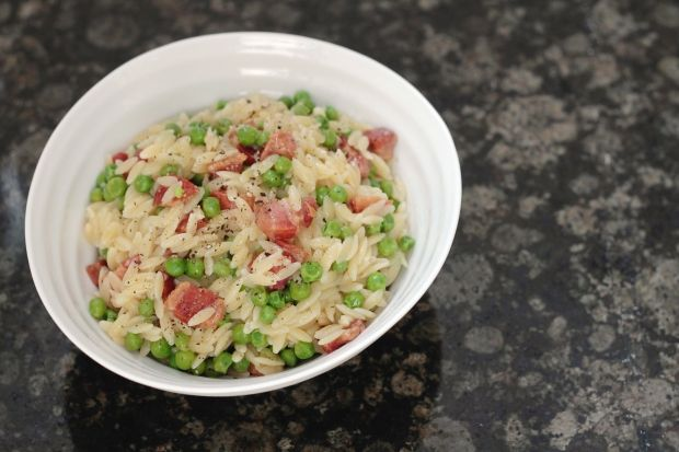 A risotto so simple: Add this quick and easy orzo recipe from Nigella Lawson to your repotoire