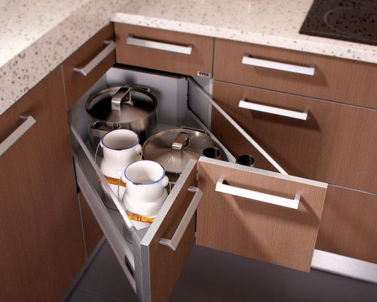 Corner Drawer Design, Pictures, Remodel, Decor and Ideas