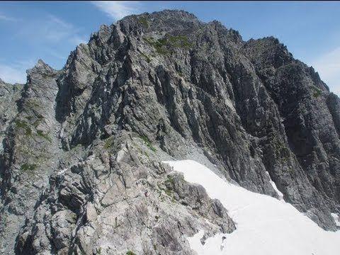別山尾根から剱岳|北アルプス登山ルートガイド