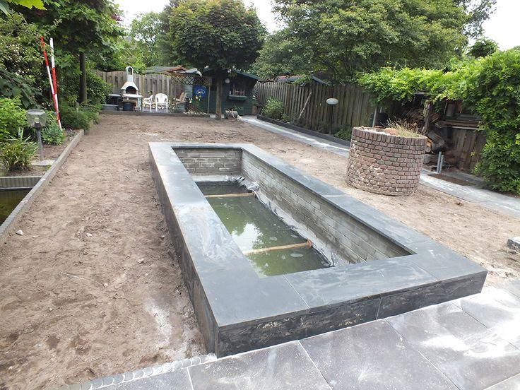Vijver schellevis google zoeken tuin pinterest for Zen tuin aanleggen