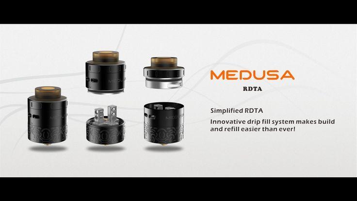 GeekVape Medusa RDTA - SlideShow