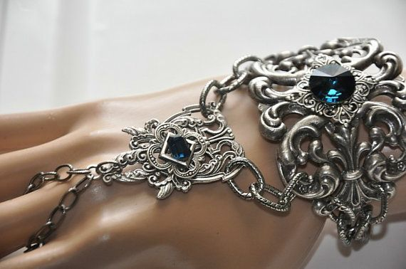 Gorgeous slave bracelet