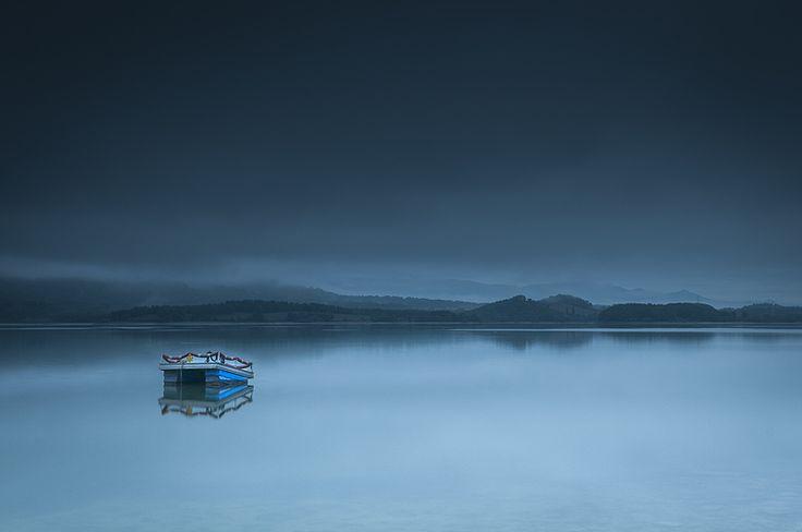 At gamboa lake