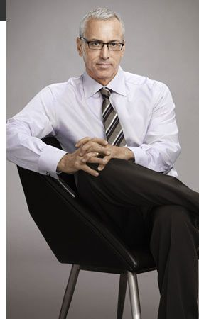 CNN Programs - Anchors/Reporters - Dr. Drew Pinsky  Let's Just figure it out.