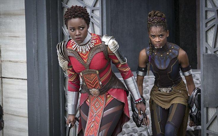 """Filme """"Pantera Negra"""" estreia no Brasil e faz sucesso como empoderamento de negros e mulheres no cinema"""