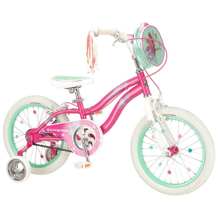 Toys R Us Bikes Girls : Girls inch schwinn charm bike toys r us and the
