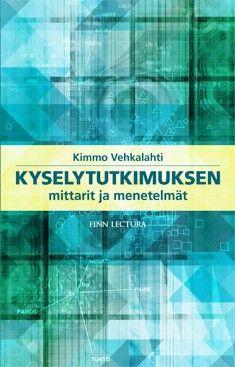 Kirja sopii yliopistojen ja ammattikorkeakoulujen opettajille ja opiskelijoille sekä tutkimuslaitosten ja yritysten asiantuntijoille. Kirjasta on hyötyä erityisesti lomakepohjaisten kyselyjen suunnittelussa ja toteuttamisessa, mutta myös näissä käytettävien tilastollisten menetelmien ymmärtämisessä ja tulosten tulkinnassa
