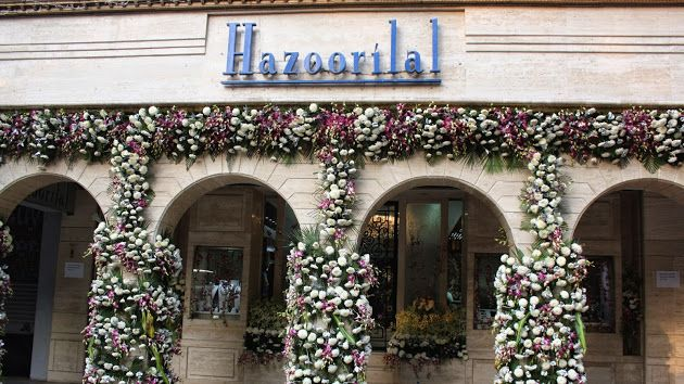 Hazoorilal Jewellers GK - With a legacy of over 60 glorious years, Hazoorilal is a renowned couture brand in traditional and contemporary diamond jewellery that was conceptualized to 'Invoke Desire' and has successfully been doing so.