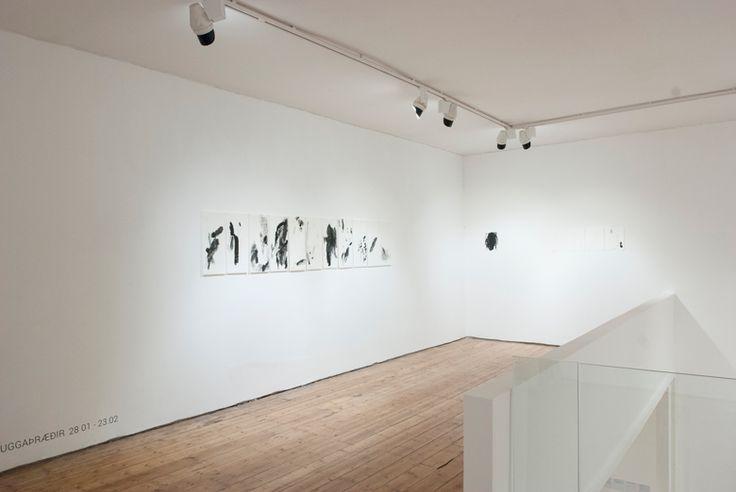 Lucy Jane Turpin, 'SKUGGAÞRÆÐIR', Installation view
