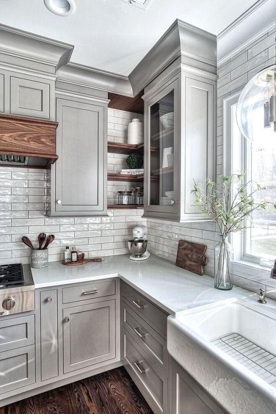 10 Styles, die perfekt für deinen kleinen Küchen…