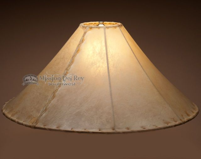 Best 25 southwestern lamp shades ideas on pinterest southwestern rawhide lamp shade 24 floor aloadofball