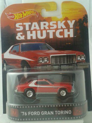 Hot-Wheels-car-Retro-Entertainment-Starsky-Hutch-ford-1-64-nostalgia-pop-2015