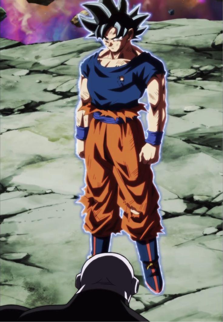 Dragon Ball Super Episode 128 Goku