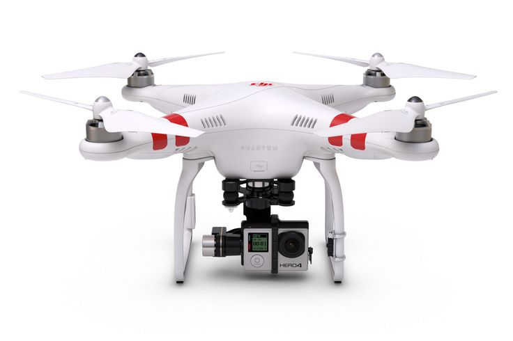 2 DJI Phantom Quadcopter ... These drones that follow you are awesome, check them out in our site
