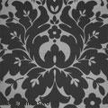 klassiek behang klassiek zilver zwart barok
