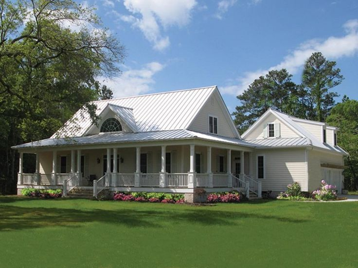Eplans cottage house plan wonderful wrap around porch for Bungalow house plans with wrap around porch