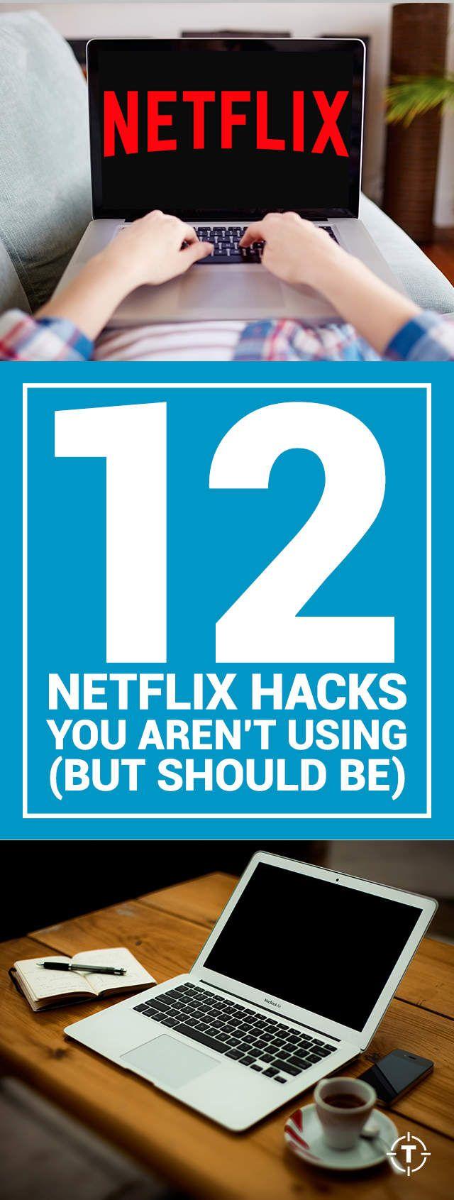 15 Netflix Hacks You Aren't Using (But Should Be) Read