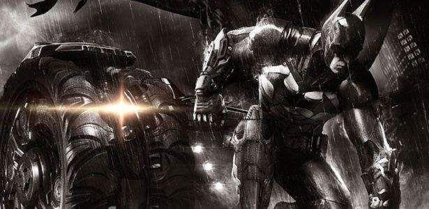 Como já havíamos adiantado ontem com o poster que caiu na internet, finalmente foi anunciado o novo game da série Arkham do Homem-Morcego, juntamente com o anuncio já podemos assistir ao primeiro trailer e ver as primeiras imagens. Confira! Agora você poderá pilotar o Batmóvel, o que é um grande avanço já que nas versões …