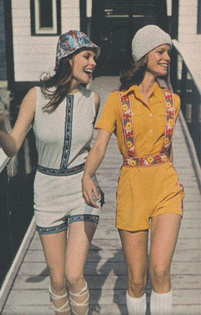 1971 the look on the right with the suspenders is perfection