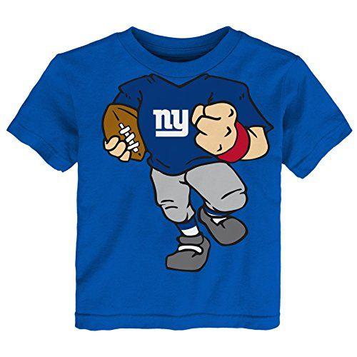 "NFL New York Giants Boys Short sleeve Tee ""Dream Football"", Dark Royal, 4 Tall  http://allstarsportsfan.com/product/nfl-new-york-giants-boys-short-sleeve-tee-dream-football-dark-royal-4-tall/  Front of Football player on front Team logo on front Back of Football player at back"