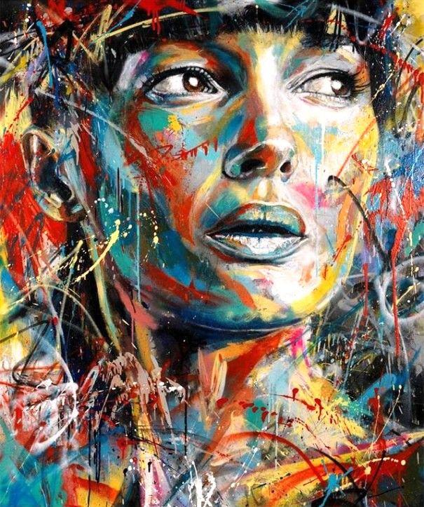 Danny o' connor| Cool Stuff Corn: 2012 Colorful Street Art