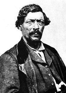 Jean Baptiste Charbonneau, son of Sacajawea and Toussanit Charbonneau