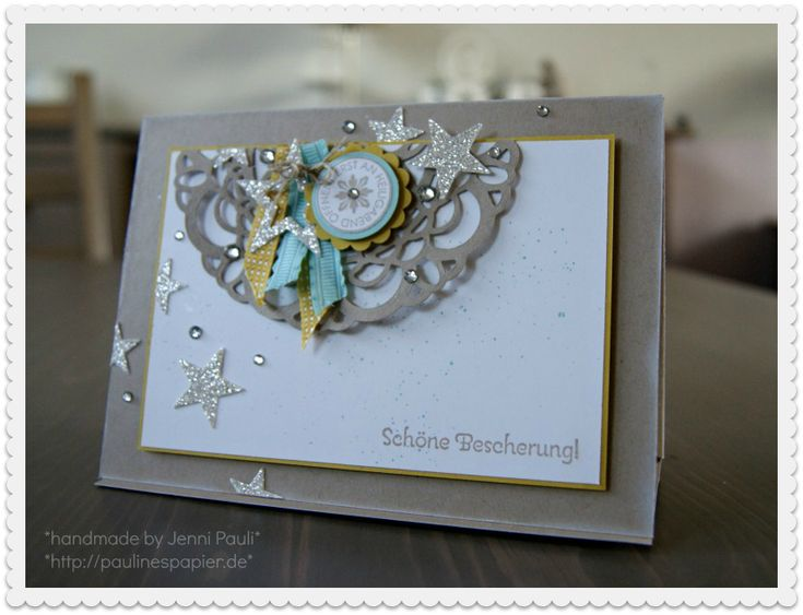 Stampin Up! Pauline's Papier - Her work is simply stunning!