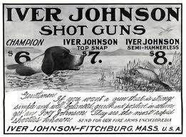Bilderesultat for iver johnson shotgun