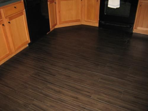 TrafficMASTER Allure 6 In. X 36 In. Iron Wood Luxury Vinyl Plank Flooring  (24 Sq. Ft. / Case)