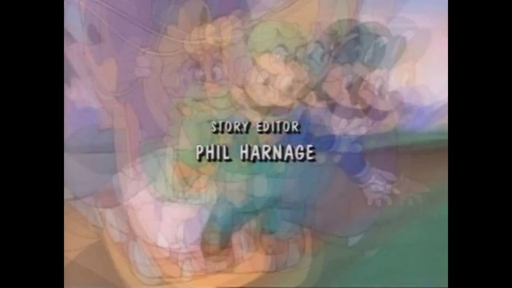 """it';s the Mama Luigi episode of the Super Mario World cartoon, and mario says """"You didn't tell me you were bringin' a secret WEAPON, Luigi!"""", and then there's a 5 second pause, and then luigi says """"Tha–"""" and then it abruptly cuts to the title card for the Mama Luigi episode and the video ends RIGHT before yoshi can go """"Aw, do I have to go to bed so soon?"""" but it isn't cut off perfectly so you hear """"Aa–"""" right before it ends"""