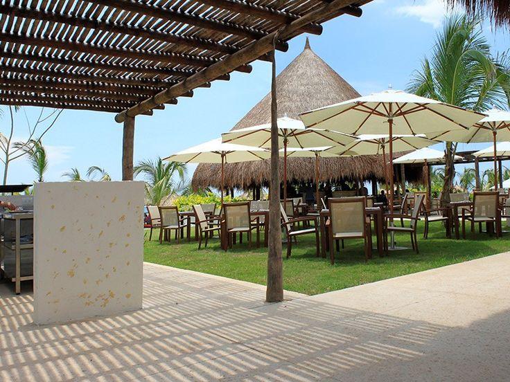 Bar del hotel Occidental Grand Cartagena