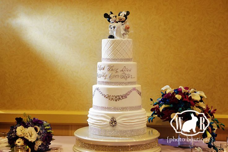 Wedding Cake Designed By Disney : Best 25+ Cinderella themed weddings ideas on Pinterest ...