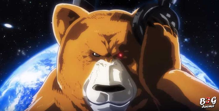 Медведь и жрица / Kuma Miko 1 серия