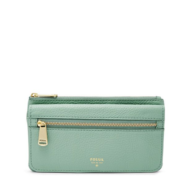 Damen Geldbörse - Preston Flap Clutch