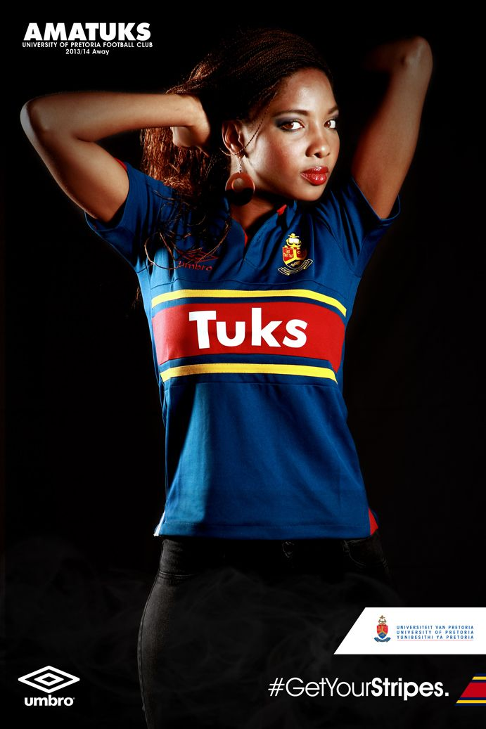 The AmaTuks 2013-14 Away Kit