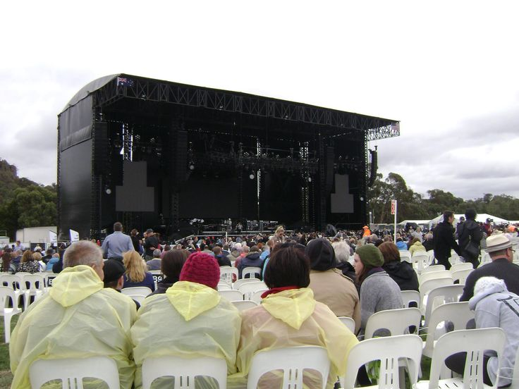 Springsteen at Hanging Rock - DONE :)