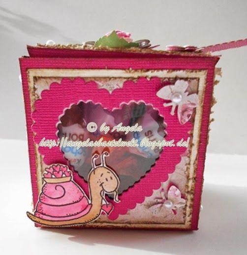 ♥ Valentinstagswichteln im Stempelcafe ♥