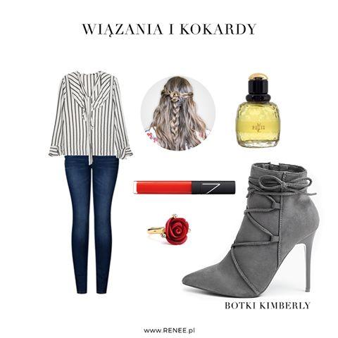 Botki Kimberly www.Reneee.pl