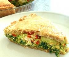 wholemeal spinach feta pie   Official Thermomix Recipe Community