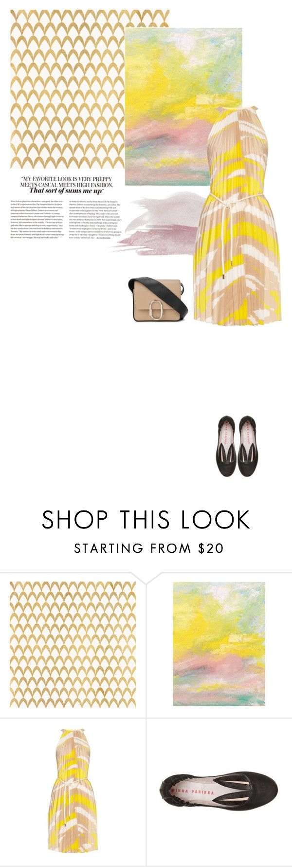 """Sunny"" by annasalenkova on Polyvore featuring Barclay Butera, MaxMara and 3.1 Phillip Lim"