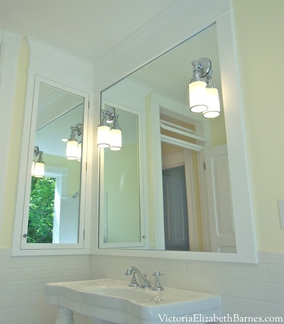 How To Remove A Large Bathroom Mirror: 25+ Best Ideas About Recessed Medicine Cabinet On