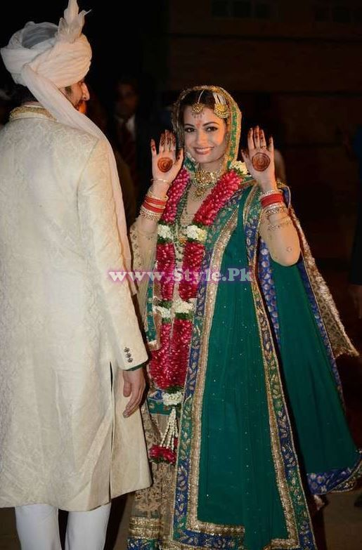 Mehndi Diya Photo : Best images about celebrities wedding on pinterest