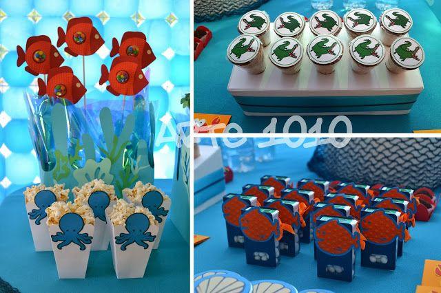 Arte 1010: Festa Fundo do Mar