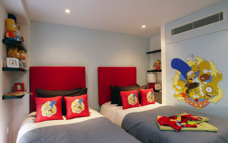 Let children decorate their own bedroom might not be as crazy as it sounds! http://qoo.ly/ajvyv