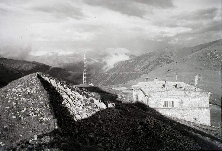 kilátás a Štefánik menedékházból