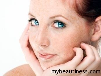 Getting Rid of Age Spots on Face mybeautiness.com