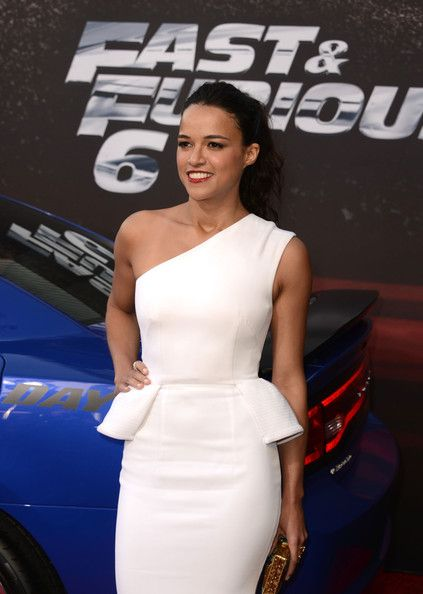 Michelle Rodriguez - 'Fast and Furious 6' Premieres in LA