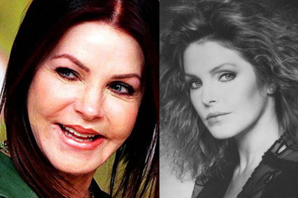 Priscilla Presley People Forget Plastic Surgery