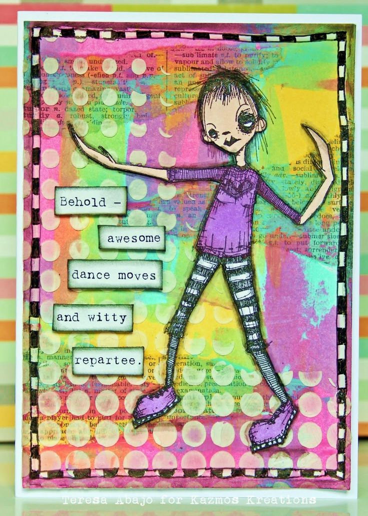 I've got a tutorial up on the Kazmos Kreations blog for this card: http://kaz-kazmoskreations.blogspot.com.au/2014/10/guest-artist-teresa-abajo.html